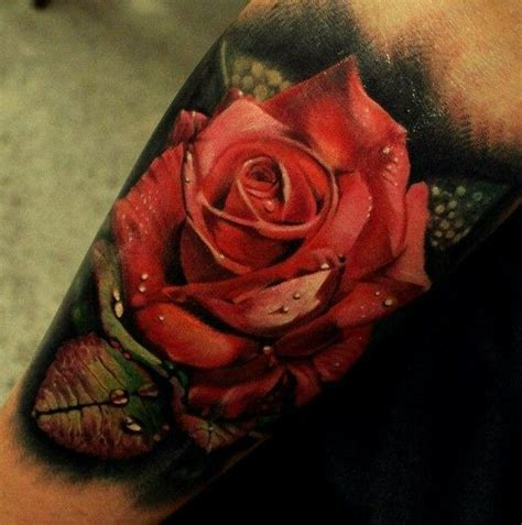 tattoo rose 3d 3d picture 3drose