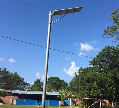 solar powered street l sri lanka solar energy provider e green lanka pvt ltd