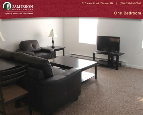 furnished apartments boston  bedroom apartment winn park woburn ma jamieson