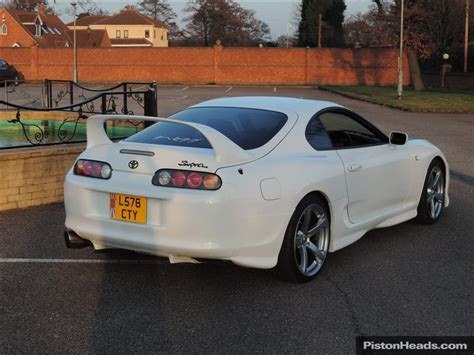 Toyota Supra 2005 Used 2005 Toyota Supra Base For Sale In Nottinghamshire