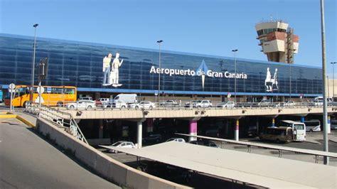 salidas aeropuerto las palmas el tr 225 fico aeroportuario en canarias creci 243 casi un 8 en