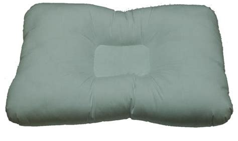 Pillow Chiropractic Cervical Indentation Chiropractic Pillow