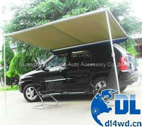 Retractable Vehicle Awning by 4x4 Accessories Retractable Car Side Awning Aw 1