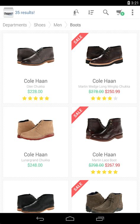 Zappos Shoes Clothes More Android Apps On Google Play | zappos shoes clothes more android apps on google play