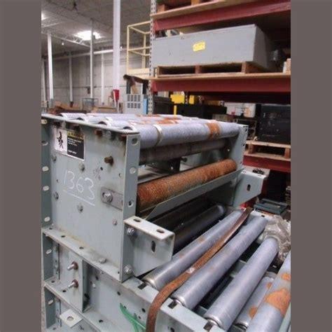 roller bed hytrol roller bed conveyor supplier worldwide used