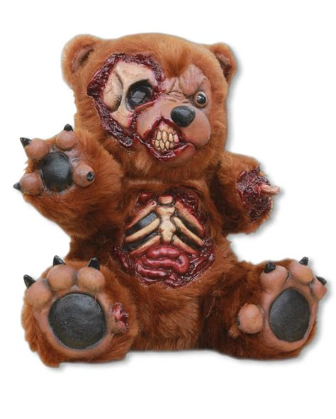 Halloween Decorations You Can Make At Home Werb 228 R Zombie Teddy Zombie Teddy Bear For Gruselfans