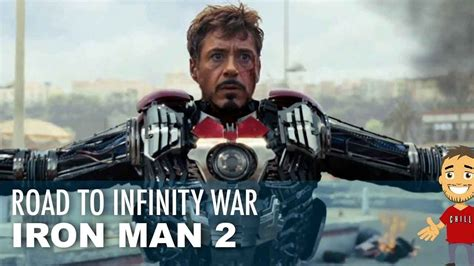 des delais impossible pour iron man roadtoinfinitywar