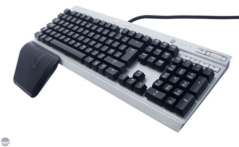 Keyboard Corsair corsair k60 vengeance review bit tech net