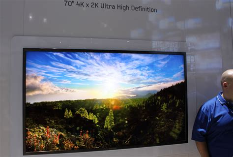 samsung to unveil 85 quot ultra hd tv at ces 2013 flatpanelshd