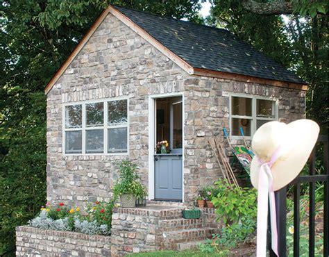 Dear Shed by Delightful Garden The Ribbon In Journal