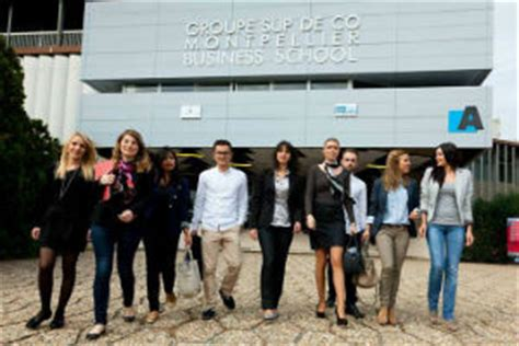 Mba Tourisme Esc Troyes Vs Inseec Lyon by Groupe Sup De Co Montpellier Business School