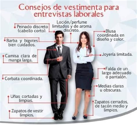 preguntas frequentes entrevista de trabajo consejos de vestimenta para entrevistas de trabajo