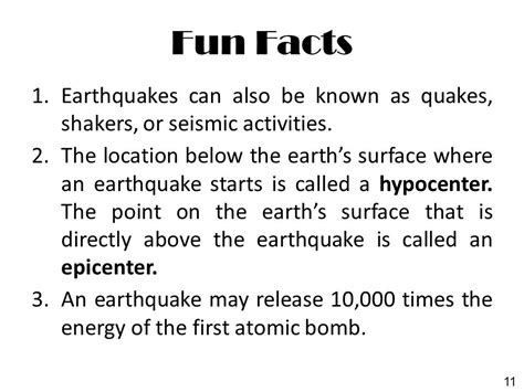 earthquake facts earthquake information earthquake provided by kentucky division of emergency management