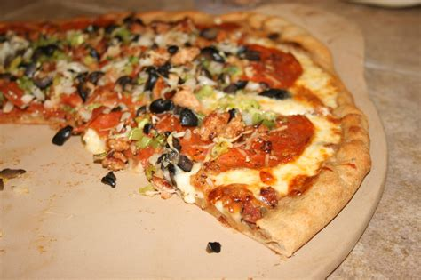 pizza recipe dishmaps