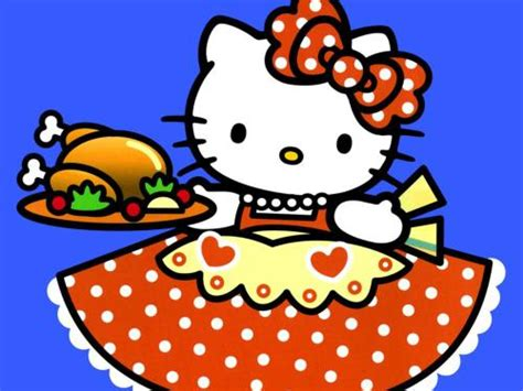 hello kitty thanksgiving wallpaper 35 awesome hello kitty backgrounds creativefan