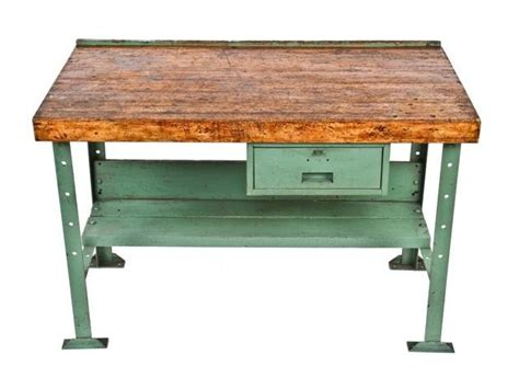 machine shop work bench 17 best images about industrial steel tables on pinterest