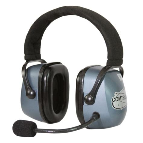 Headphone Clarion Pro 2830 Aircraft Headsets From Comtronics