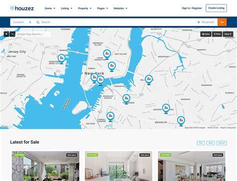 houzez theme 30 best real estate wordpress themes 2016 athemes