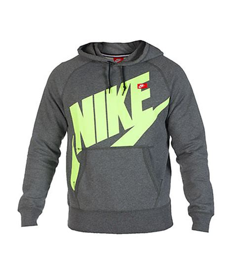 nike clothes nike aw77 po hoodie grey nike clothing jimmy jazz