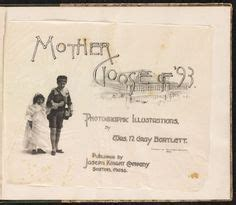 libro mrs gooses baby mother goose of 93 mrs n gray bartlett on