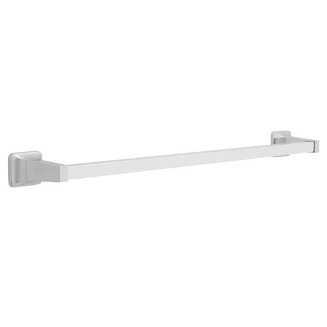 franklin brass 24 in tuscan towel bar in white d8024w