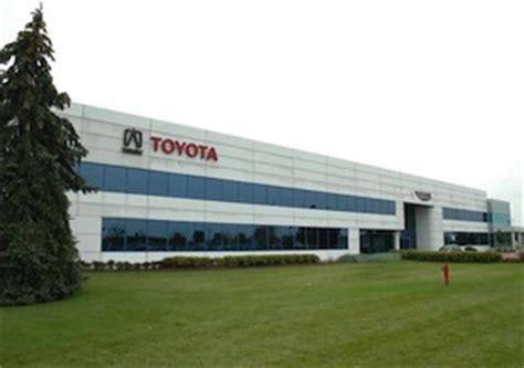 Toyota Motor Manufacturing Canada Toyota Celebrates 25 Years Of Canadian Manufacturing