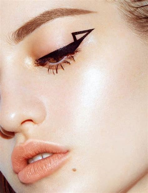 winged eyeliner tattoo 35 winged eyeliner styles tutorial tricks