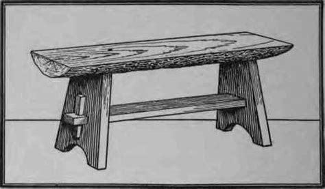 how to make a rustic bench how to make a rustic bench