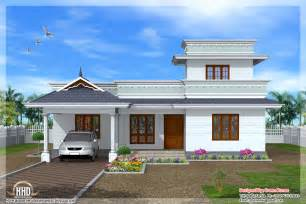 Kerala Style Single Floor House Plan by 1950 Sq Feet Kerala Model One Floor House Kerala Home