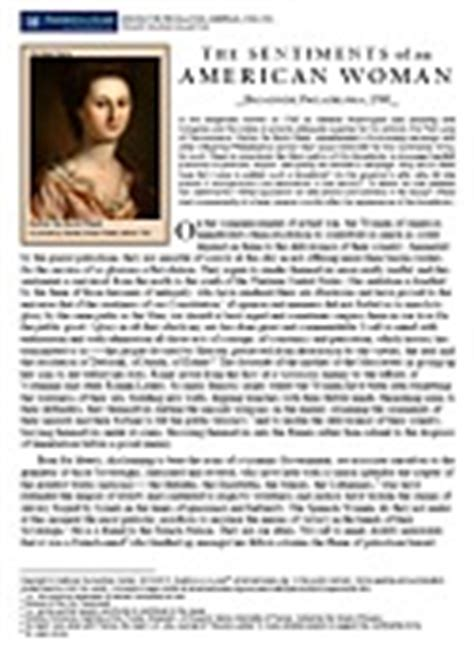 sentiments of a american esther deberdt reed and the american revolution books civilians in the american revolution margaret