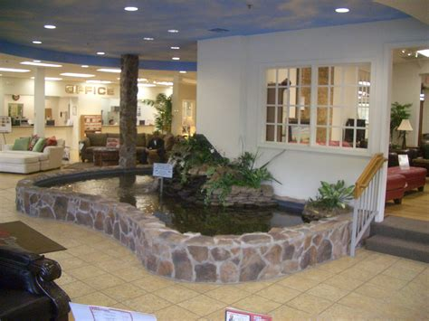 Indoor Ponds by Indoor Ponds Custom Fiberglass Koi Pond At Commercial