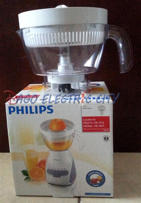 Philips Electric Citrus Presser Juicer Pemeras Jeruk Hr2738 0 5 Ml jual orange jeruk citrus press philips hr 2947 aksesoris philips dj electric