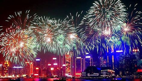 hong kong new year wishes 25 most beautiful happy new year fireworks