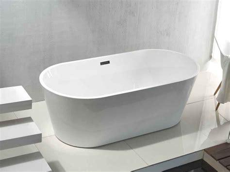 vasca da bagno freestanding vasca da bagno freestanding di design 170x82 cm