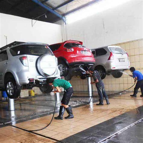 Bisnis Steam Cuci Motor franchise motoclean usaha cuci motor dan mobil yang
