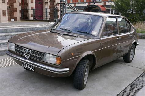 Alfa Romeo Alfasud alfa romeo alfasud