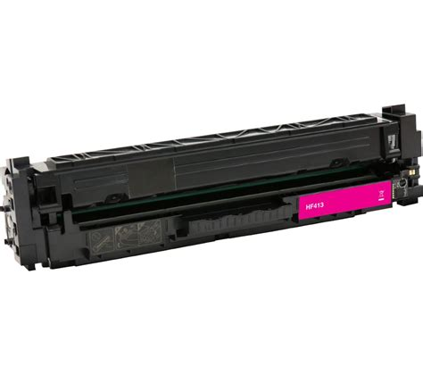 Toner Remanufactured essentials remanufactured cf413a magenta hp toner