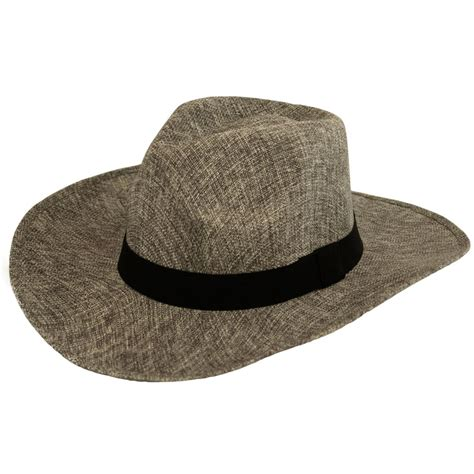 mens womens western fancy dress stetson style unisex