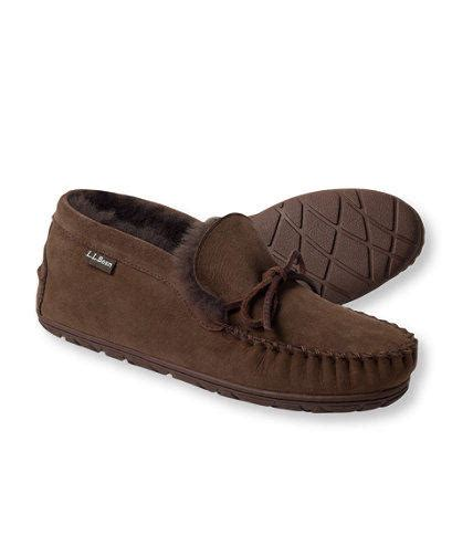 Ll Bean Home Decor by Men S Wicked Good Moc Boots Ii Slippers From L L Bean Inc