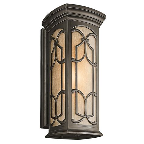 Kichler Outdoor Lighting Catalog Kichler Lighting 49229oz Outdoor Wall Lighting Collection
