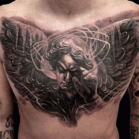 badass chest tattoos 18 best images about badass tatts on