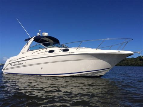 monterey boats hat 2004 monterey 282 cruiser boats power boats for sale