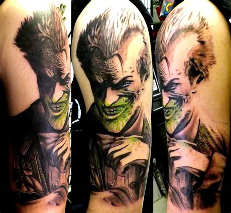 best joker tattoo ever joker tattoo ideas and joker tattoo designs page 2