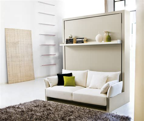 murphy bed with sofa nuovoliola free standing wall bed with sofa clei london