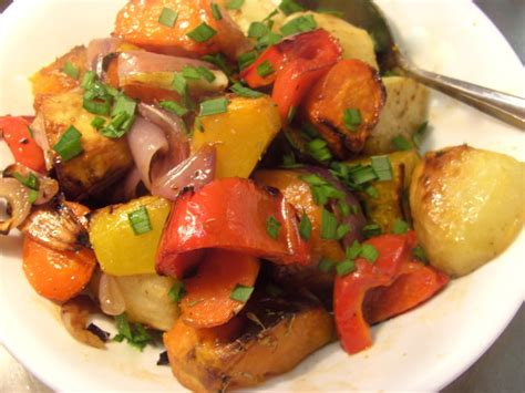 roasted root vegetables balsamic roasted root vegetables with maple balsamic dressing