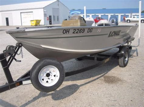 fishing boat for sale ohio fishing boats for sale in clyde ohio
