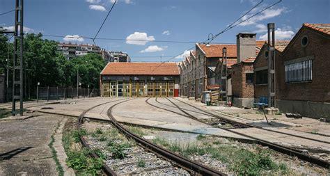 cocheras metro cuatro caminos parece auschwitz pero es el centro de madrid las