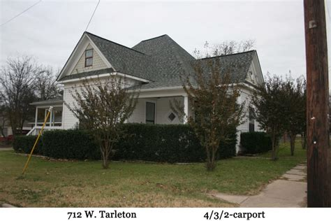 stephenville houses for rent houses for rent in stephenville tx 28 images 806 w tarleton leased