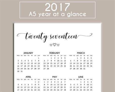 Cobbk12 Calendar Search Results For Year At A Glance Printable Calendar