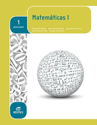 libro mt 1 matematicas bachillerato leer libro matem 225 ticas i 1 186 bachillerato descargar libroslandia